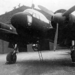 Ju 88 C-4 R4+AA of the Stab/NJG 2, pilot Maj Karl Hulshoff 1941