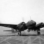 Ju 88 C of 2/NJG 2 in Benghazi Berka Libya 1942