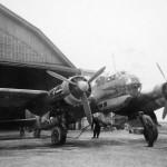 Ju 88 in Briansk Russia