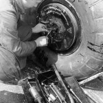 Ju 88 landing gear
