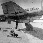 Junkers Ju88 P-1 with 7,5 cm Panzerabwehr Kanone
