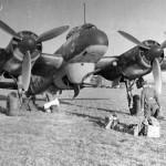 Junkers Ju 88 P with 75 mm gun