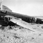 Junkers Ju 88 code 7A+LH Aufklarungsgruppe 121 Africa