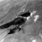 Junkers Ju 88 A-4 5K+FN of the 5/KG3 Eastern Front 1942