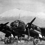 Junkers Ju 88 A-5 of 7/KG30 Adler Italy 1943