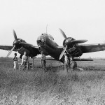 Junkers Ju 88 A bomber