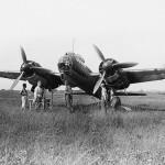 Junkers Ju 88 A bomber