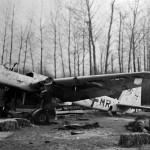 Junkers Ju 88 G +MR wreckage