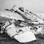 Junkers Ju 88 G wreckage