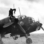 Junkers Ju 88 of the KG 54 Totenkopf
