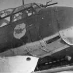 Junkers Ju 88 P nose