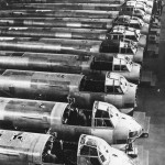 Junkers Ju 88 assembly line