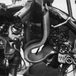 Junkers Ju 88 cockpit interior