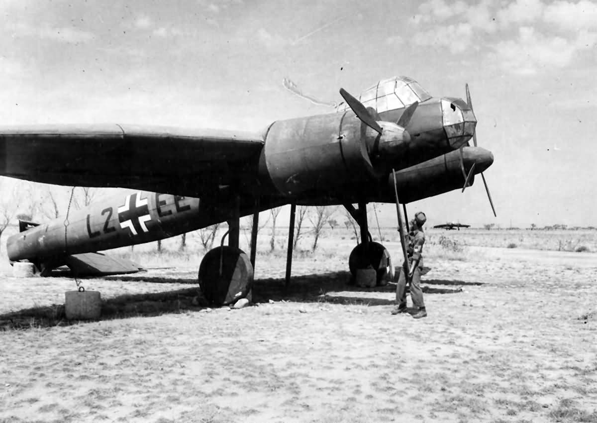 dummy Ju88 France
