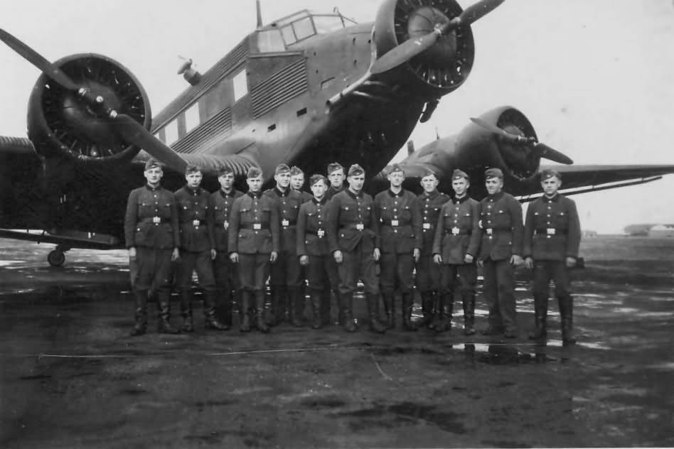 Junkers Ju 52 11