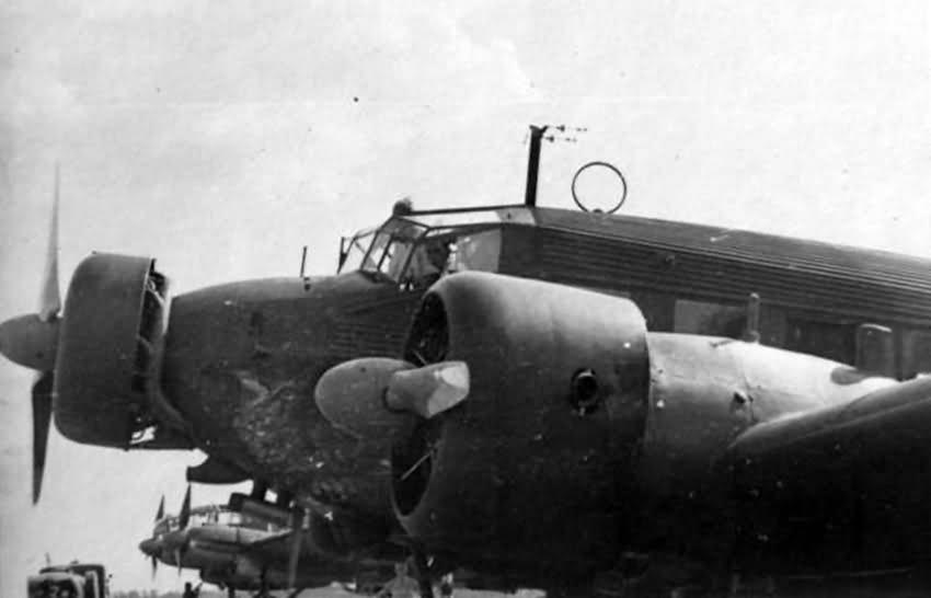 Junkers Ju 52 13