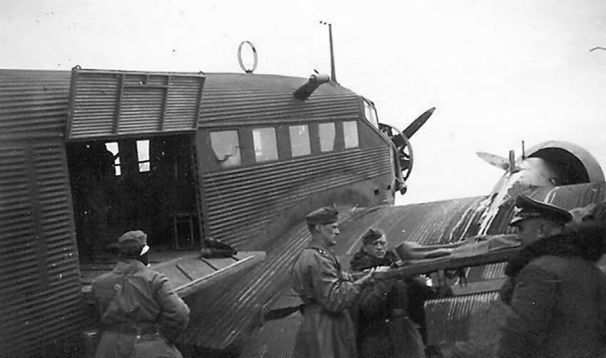 Junkers Ju 52 14