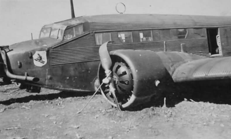 Junkers Ju 52 18