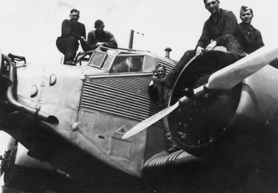 Junkers Ju 52 21