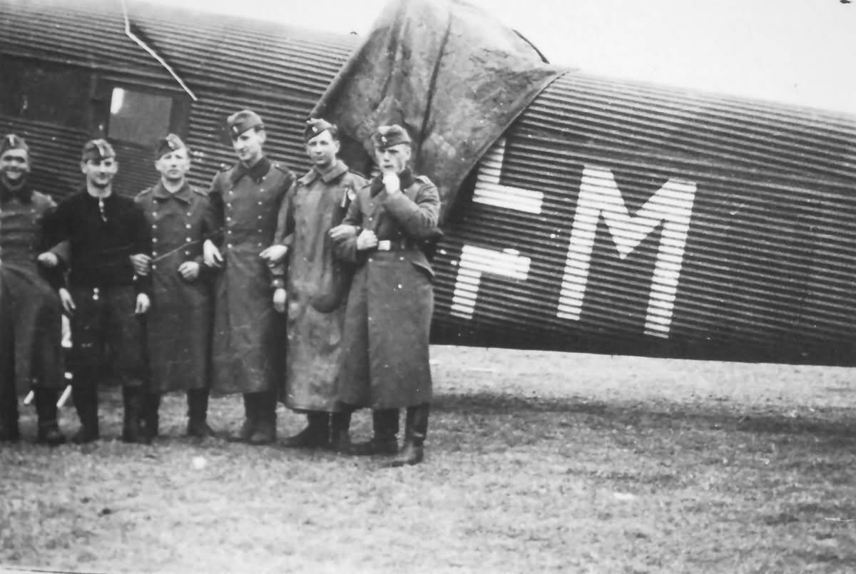 Junkers Ju 52 26