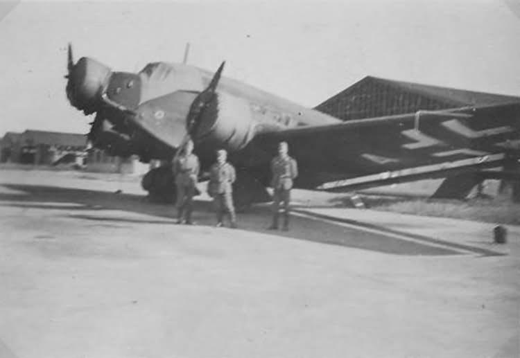 Junkers Ju 52 38
