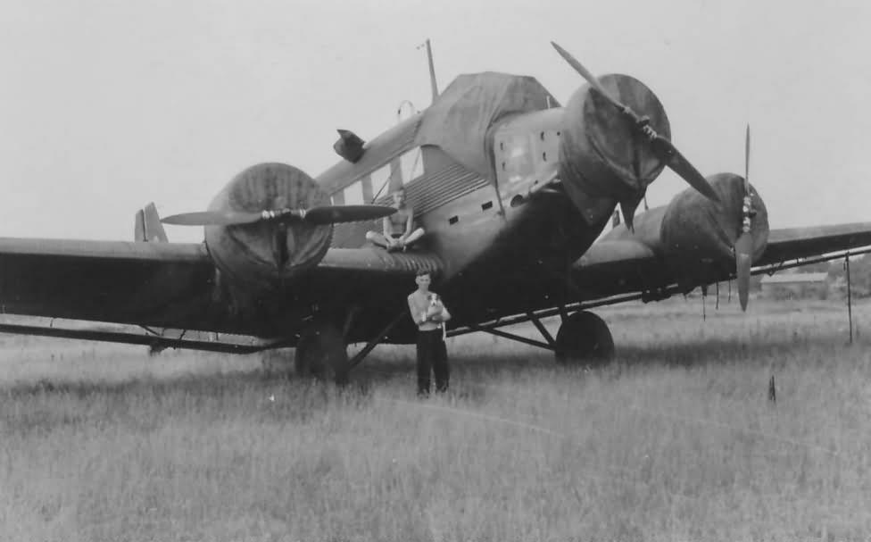 Junkers Ju 52 3m 3