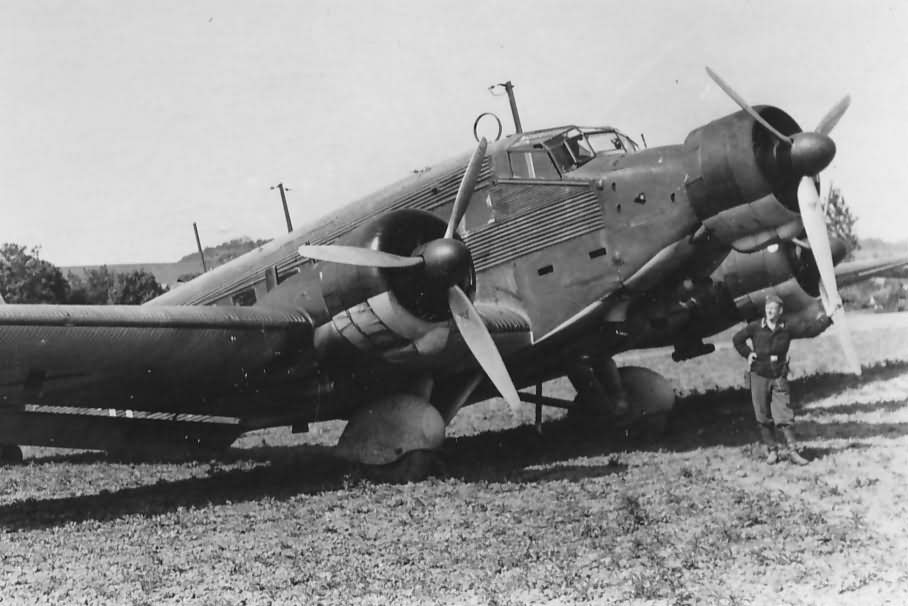 Junkers Ju 52 3m 6