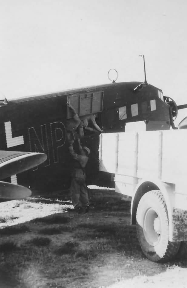 Junkers Ju 52 3m 8