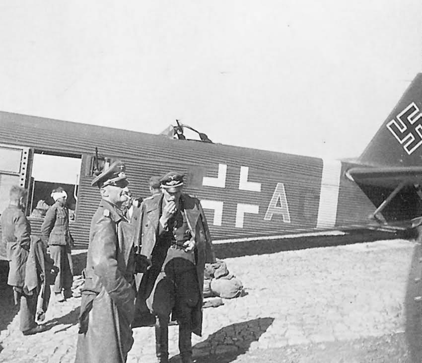 Junkers Ju 52 3m Transportgeschwader 1