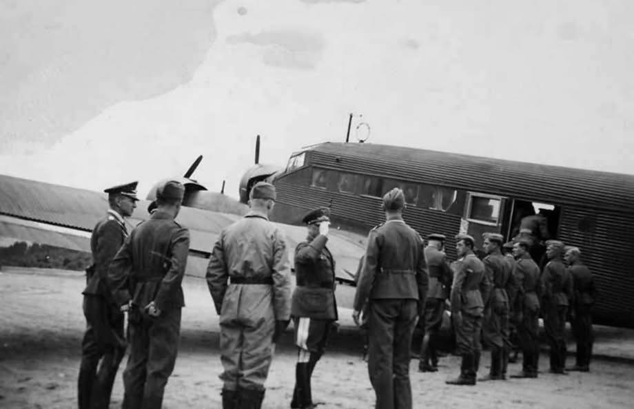 Junkers Ju 52 40