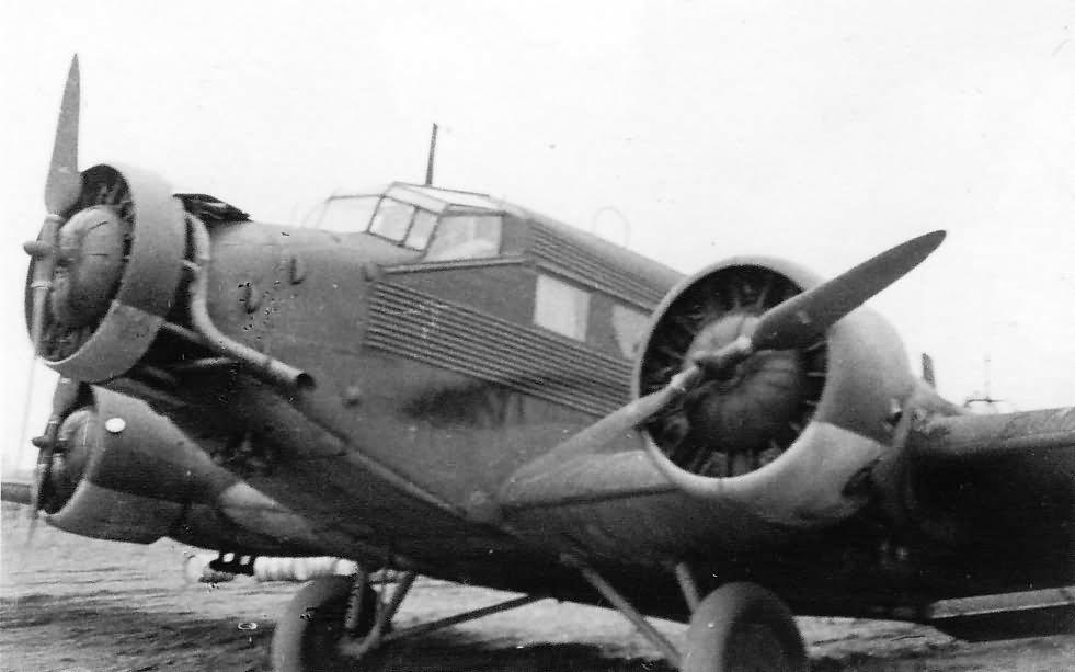 Junkers Ju 52 53