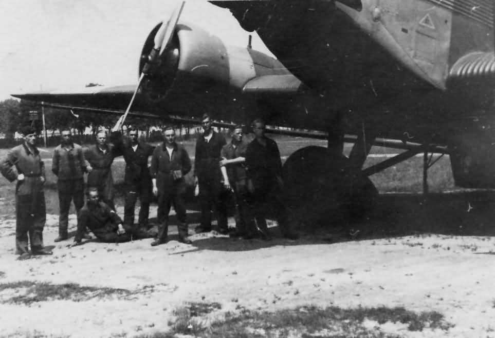 Junkers Ju 52 9