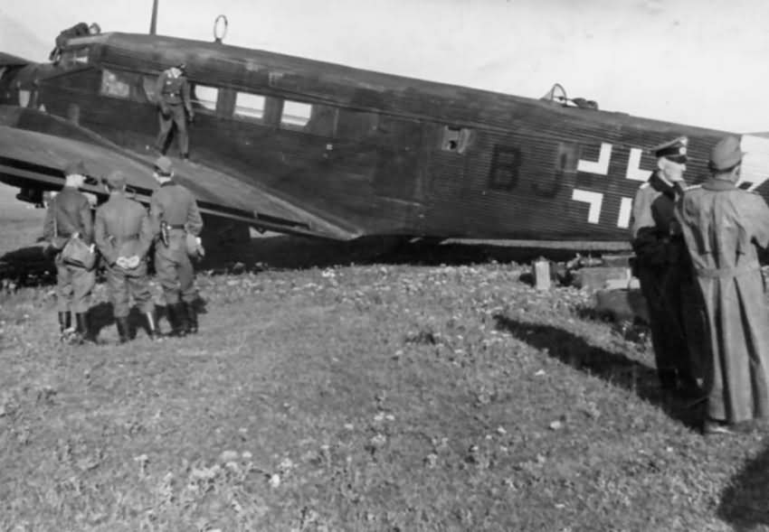 Junkers Ju 52 BJ+