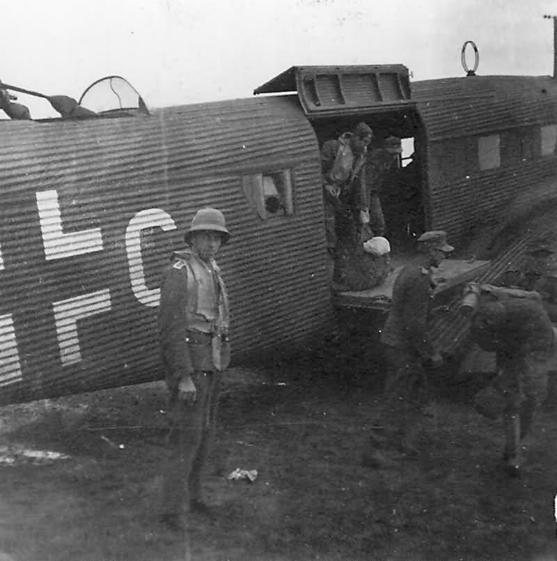 Junkers Ju 52 g10e Crete 2