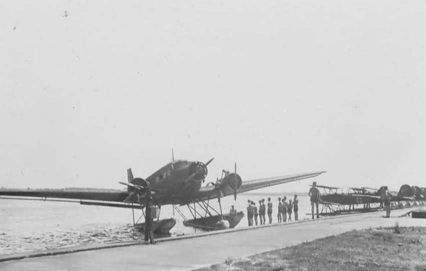 Junkers Ju 52 Floatplane