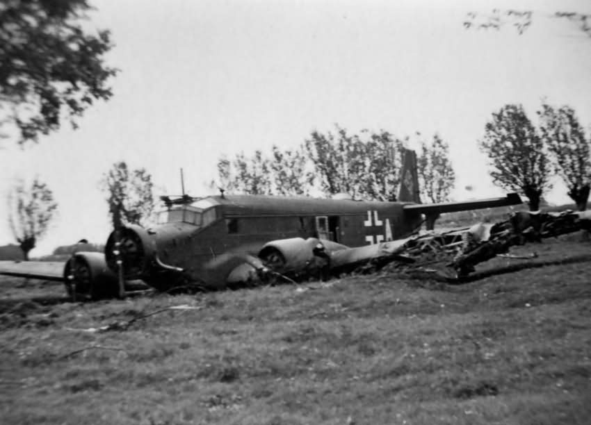 Junkers Ju 52 Holland May 1940