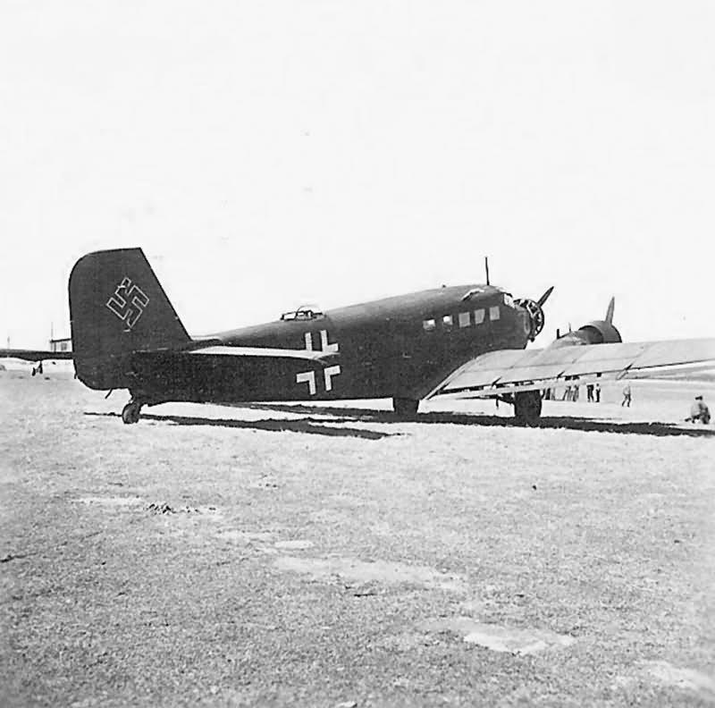 Junkers Ju 52 Iron Annie