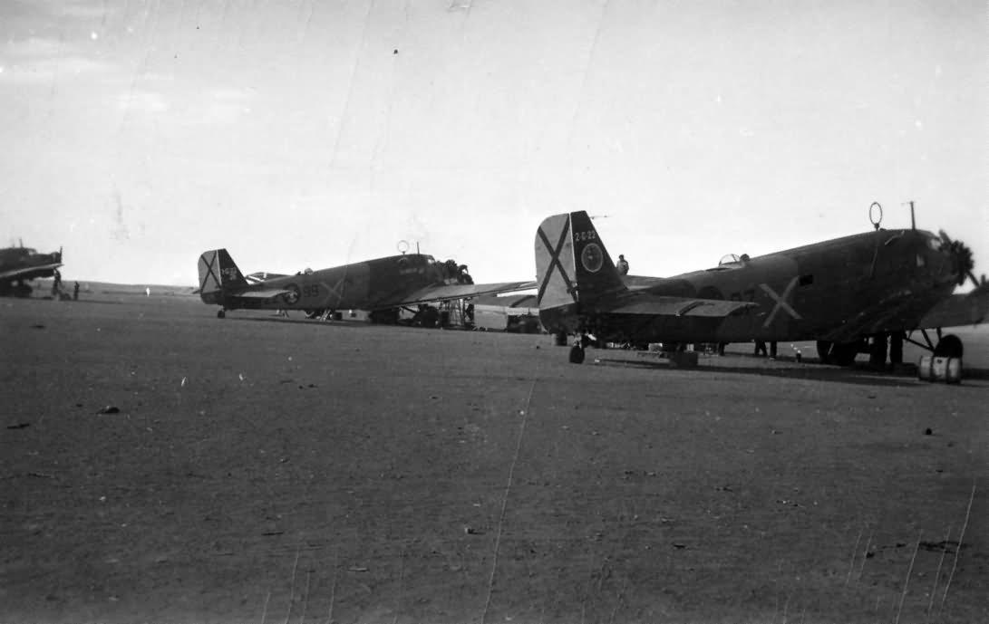 Junkers Ju 52 Legion Condor, Spain San Sebastian