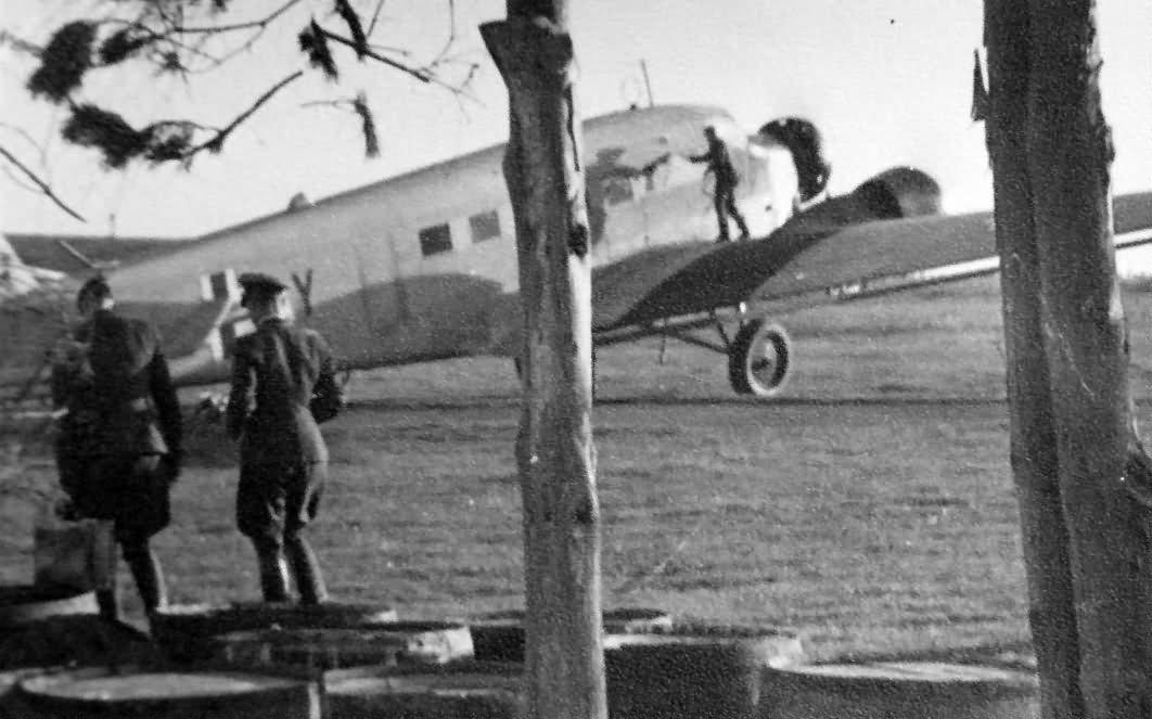 Junkers Ju 52 Tante ju