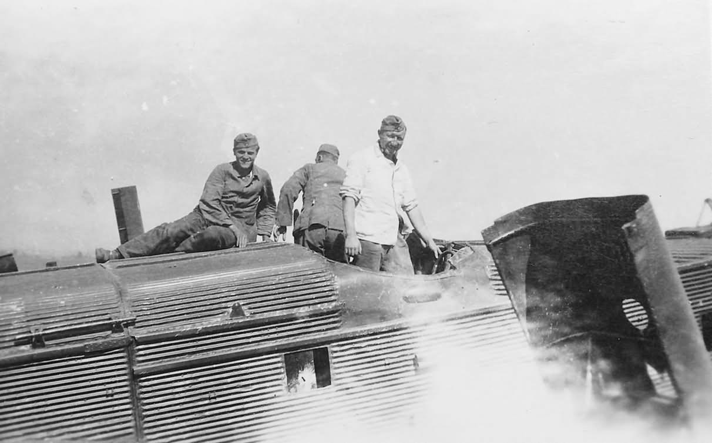 Junkers Ju 52 top