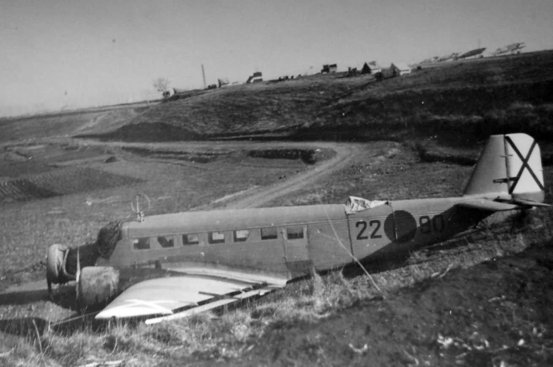 Legion Condor Ju 52 22+90