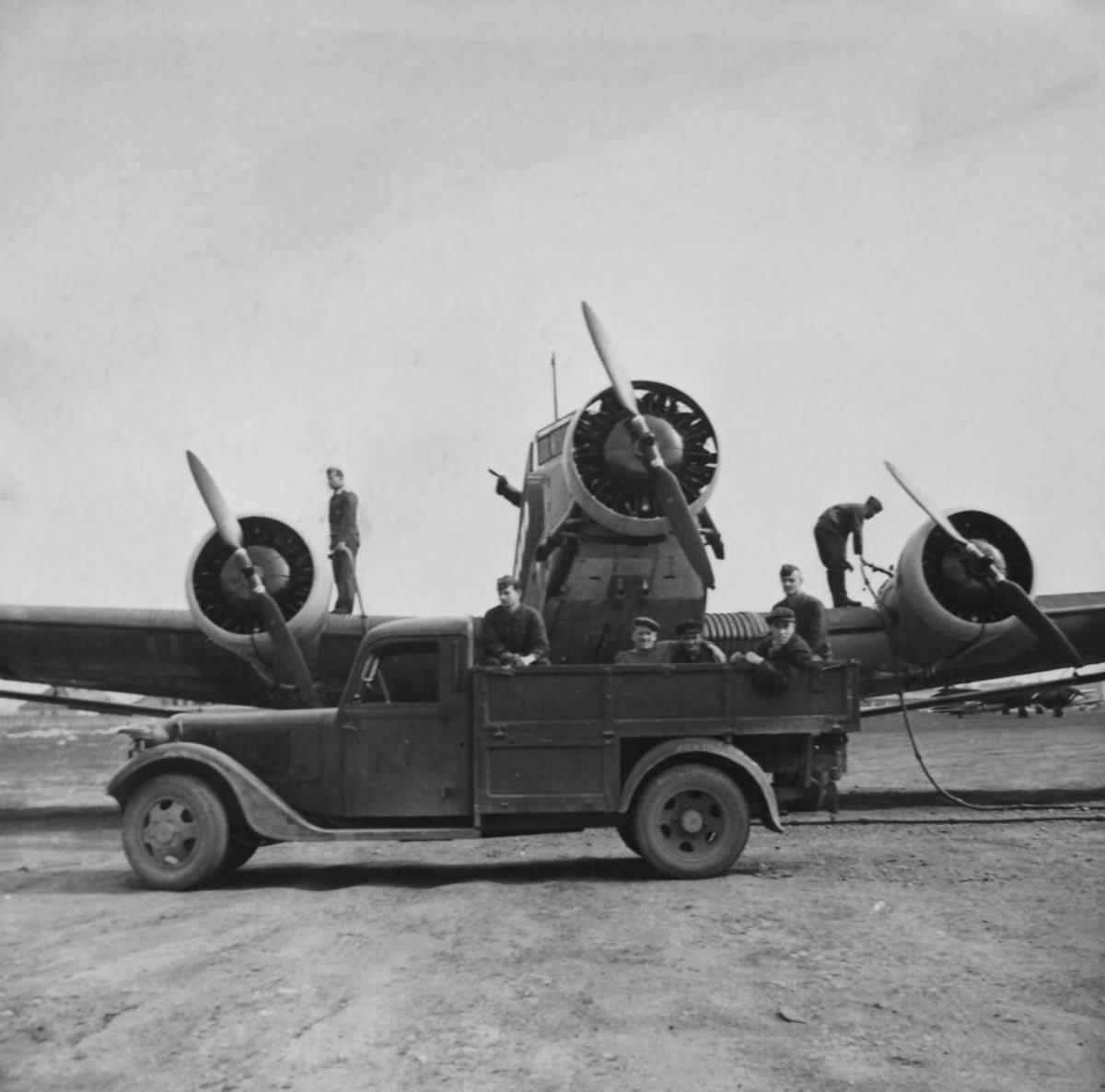 "Junkers Ju 52/3m ""Tante Ju"" 1941"