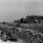 Junkers Ju 52 1Z+BA Fallschirmjager Crete Malemes 1941