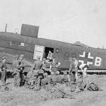 Junkers Ju 52 3m 9P+BL 3.KGrzbV 9 May 1941 2
