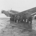 Junkers Ju 52 3m KD+IG KGrzbV 500 1942