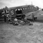 Junkers Ju 52 3m VB+IS 1940 41 France
