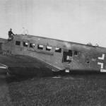 Junkers Ju 52 8T+DN Transportgeschwader 2