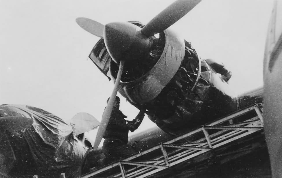Me323 engine