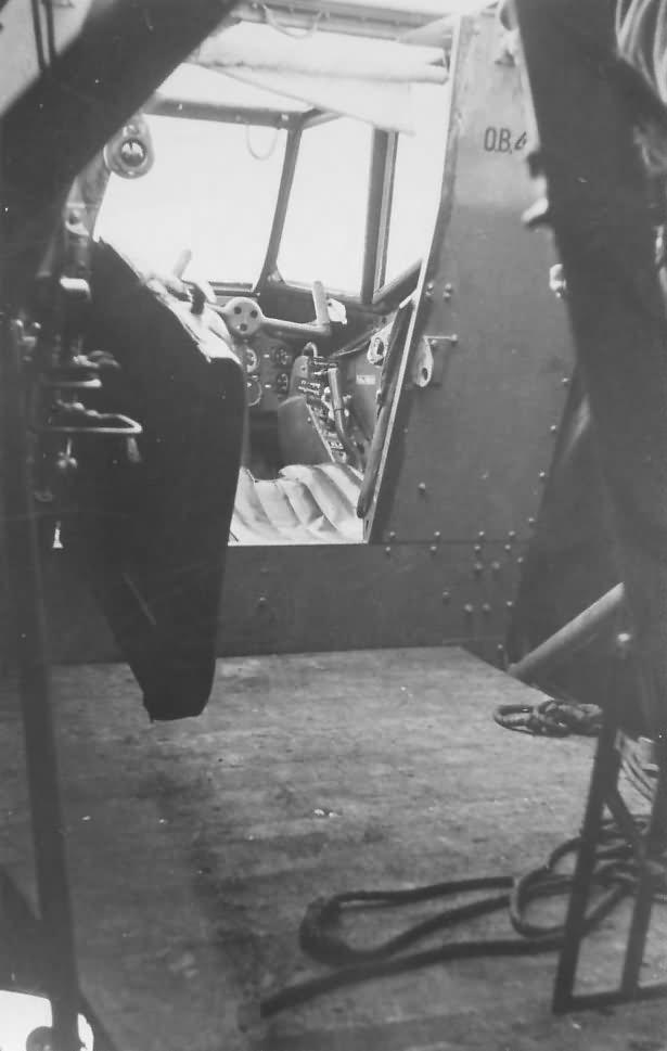 Me323 interior