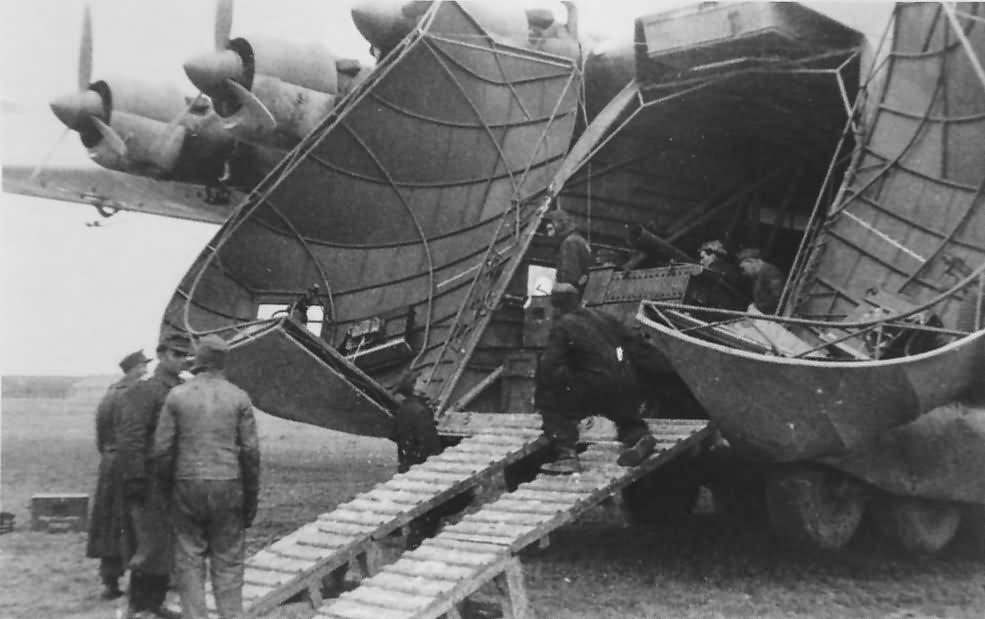 Messerschmitt Me 323 13